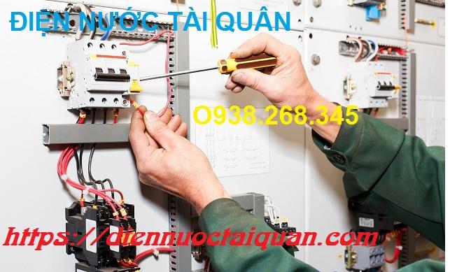 Anh Quân - Thợ sửa điện tại quận Hoàn Kiếm giá rẻ.