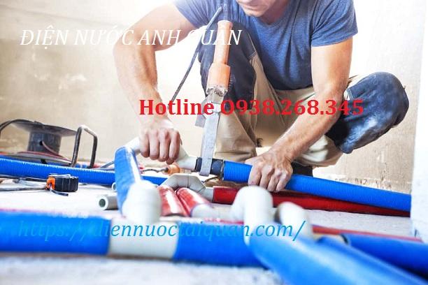 Thợ sửa chữa điện nước tại Nam Dư gọi 0938 268 345