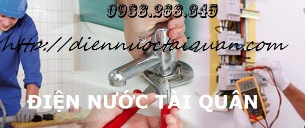 Thợ sửa chữa điện nước tại phường Trần Phú Hotline: O938.268.345