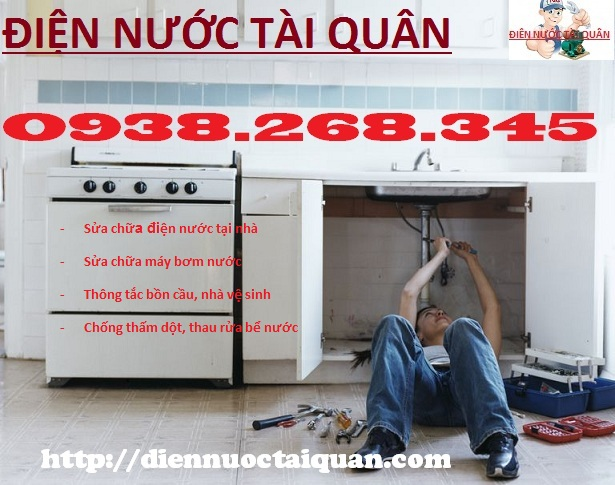 Dịch vụ sửa chữa điện nước tại Hoàng Mai giá rẻ nhất.