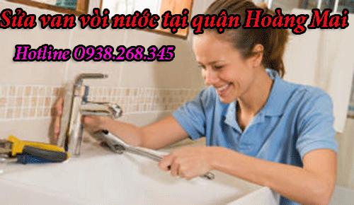 Thợ sửa chữa van vòi nước tại quận Hoàng Mai gọi O938.268.345