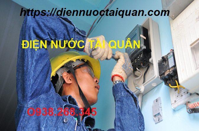 thợ sửa điện tại quận Đống Đa 24/24h