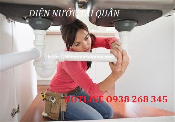Thợ sửa chữa điện nước ở Nam Dư